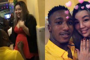 Kisah cewek China dilamar pria Afrika ini sweet abis, tak pandang ras