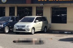 Ini deretan barang terduga teroris yang disita polisi di Mapolda Riau