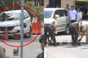 6 Potret terkini Mapolda Riau pasca serangan teroris