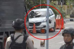 Polisi periksa mobil teroris serang Mapolda Riau, ini ternyata isinya