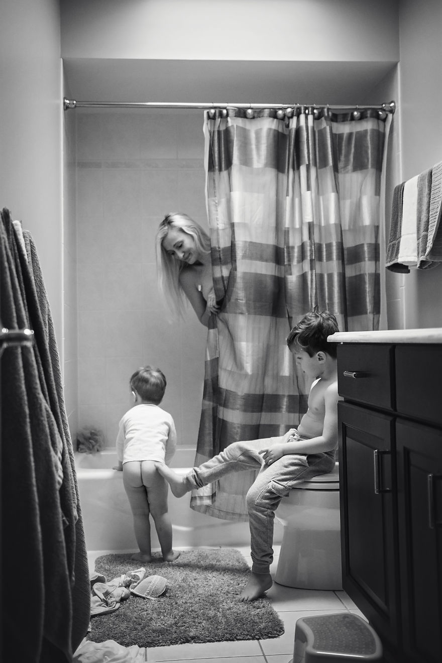 rempongnya seorang ibu © 2018 brilio.net