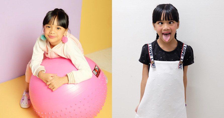 10 Gaya Neona, putri bungsu Nola Be3 yang imut dan stylish abis