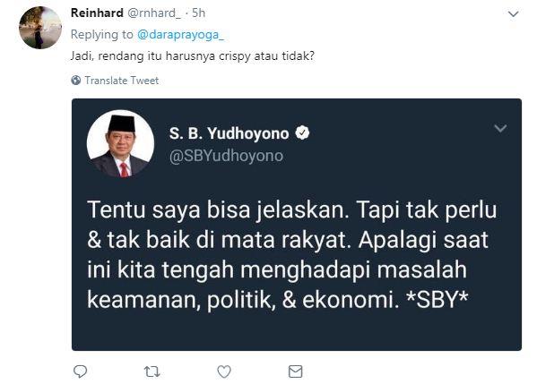 cuitan #SBYJelaskan 4 © 2018 brilio.net