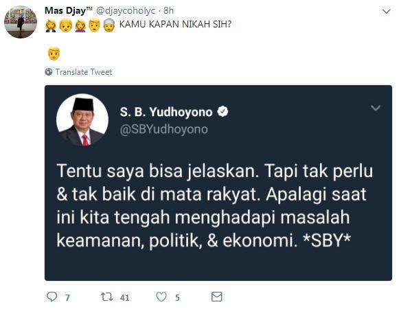 cuitan #SBYJelaskan 5 © 2018 brilio.net