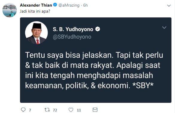 cuitan #SBYJelaskan 8 © 2018 brilio.net