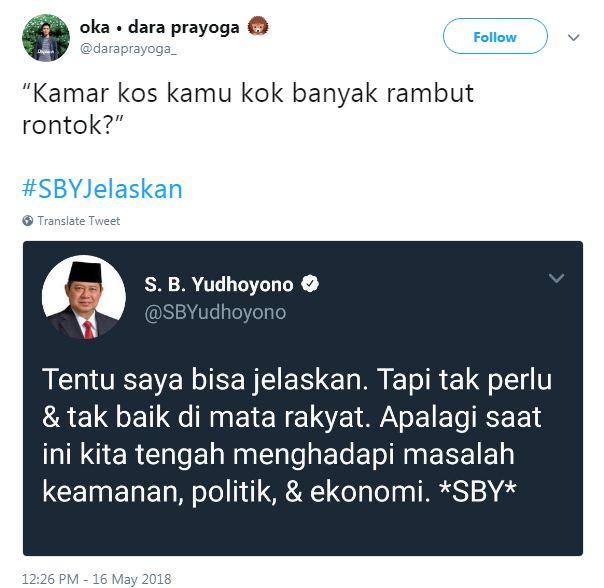cuitan #SBYJelaskan 11 © 2018 brilio.net
