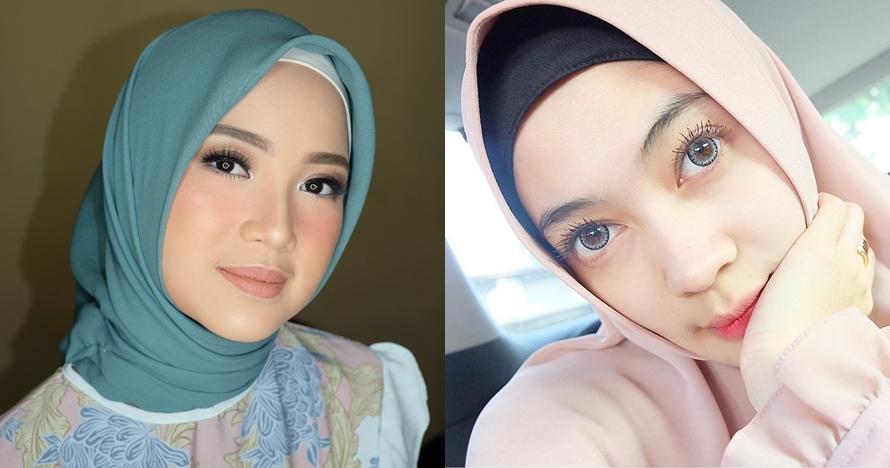 Menjelang Ramadan, 4 seleb ini mantap kenakan hijab