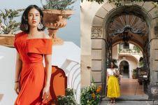 5 Potret Dian Sastro dan suami liburan di Italia, mesranya bikin baper