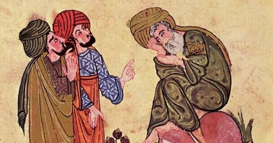 Kisah Abu Nawas yang berhasil bikin raja mencium pantat ayam