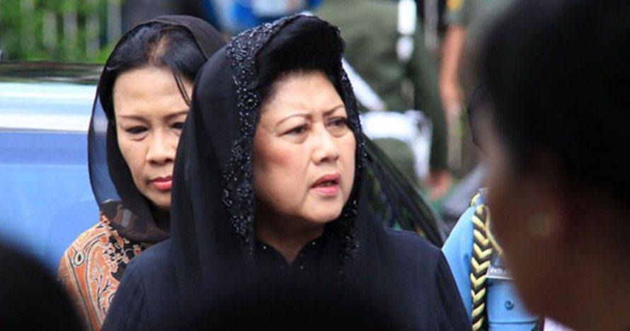 Adara mantu Hatta Rajasa berpulang, ini ungkapan sedih Ani Yudhoyono