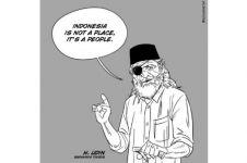 10 Komik strip ini bikin mikir sejenak, sindiran halusnya ngena banget