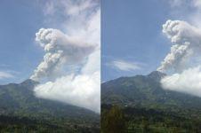 Gunung Merapi alami letusan freatik susulan Senin 09.38 WIB