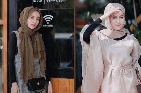 10 Ide outfit buka bersama ala selebgram Aghnia Punjabi