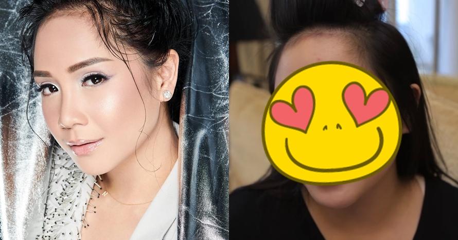 Biasa tampil full makeup, ini 8 penampilan natural Nagita Slavina