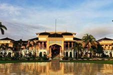 7 Potret kemegahan Istana Maimun, simbol peradaban Islam di Indonesia