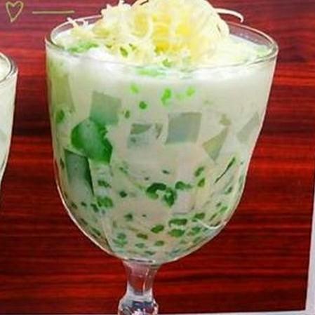 Resep bikin buko pandan, dessert khas Filipina yang cocok buat berbuka