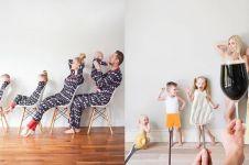 10 Konsep foto keluarga ini nggak hanya terlihat kompak tapi juga unik