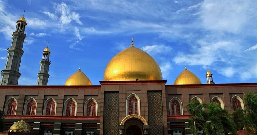 5 Masjid dengan kubah unik, ada yang mirip Saint Basil Cathedral Rusia