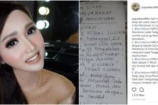 Kasus Lucinta Luna hina Manokwari belum usai, permintaan maaf ditolak