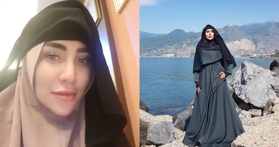 Begini 6 potret keseruan Cinta Penelope menjalani puasa di Turki