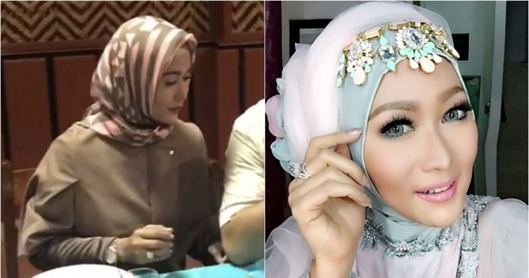 10 Gaya Inul Daratista saat pakai hijab, fashionable banget