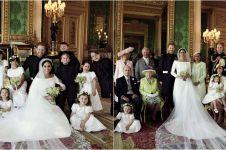 Ini rahasia anak-anak rapi saat pemotretan Pangeran Harry dan Meghan
