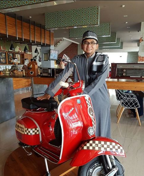 uztaz subki al bughury anak motor © Instagram/@subkialbughury_
