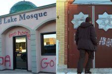 10 Potret vandalisme di masjid ini bikin ngelus dada