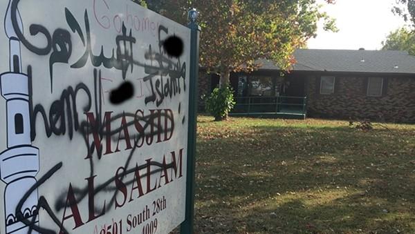 vandalisme di masjid © 2018 brilio.net berbagai sumber