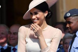 Samantha, penasehat Ratu yang khusus latih Meghan etika kerajaan