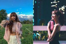 10 Pesona Laras Syerinita, selebgram cantik sahabat Rachel Vennya