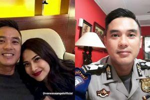 10 Pesona Lingga Ersan, polisi yang jadi teman spesial Vanessa Angel