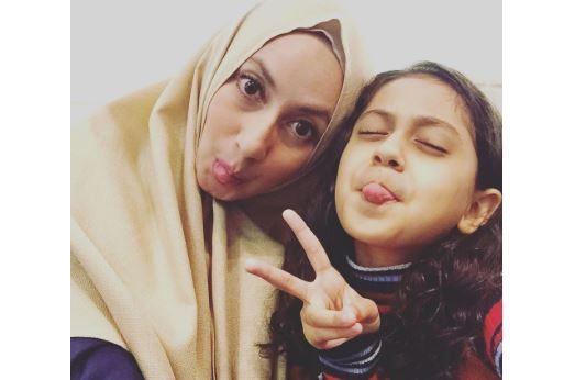 10 Pesona Avi Basalamah, si cantik istri Ramzi yang jarang terekspos