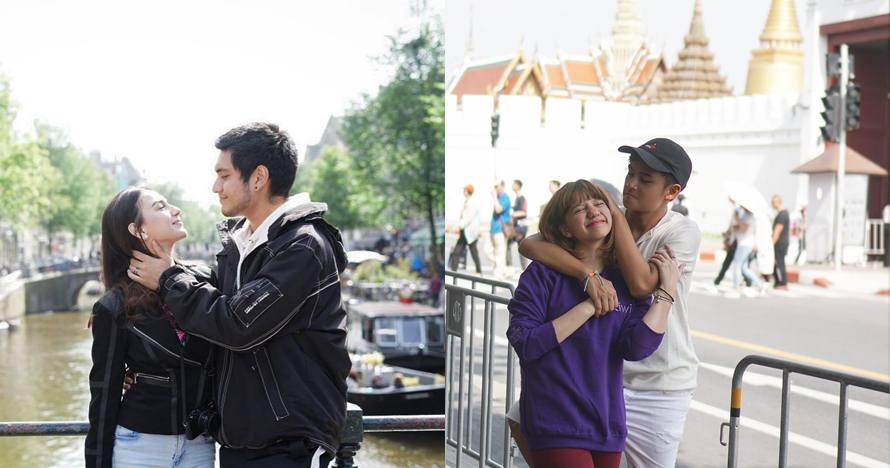 Masih pacaran, 5 seleb muda ini sering ke luar negeri bersama pasangan