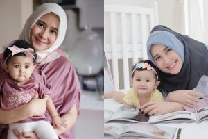 7 Potret Ryana Dea saat kenakan jilbab, didoakan warganet istikamah