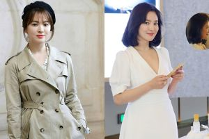 Dikabarkan hamil, ini 6 potret terkini Song Hye-kyo yang lebih berisi