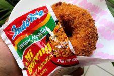 Tak perlu ke Australia, ini resep mudah bikin Indomie donat goreng