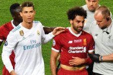 Ini yang terjadi di Mesir usai Mohamed Salah cedera