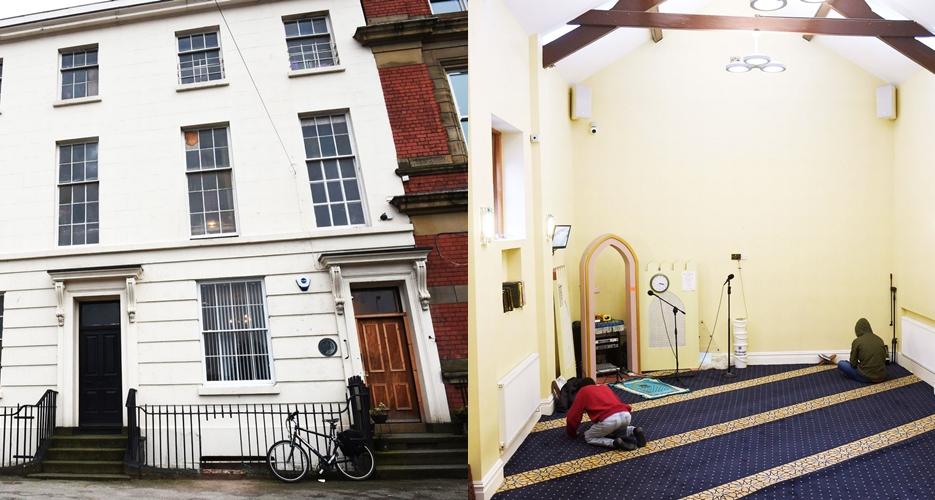 12 Potret masjid tertua Inggris yang sempat dikunjungi Mohamed Salah