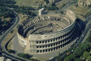 Ini penampakan lengkap lansekap Romawi Kuno abad IV, menakjubkan