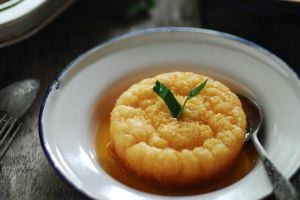 Bingka barandam, makanan khas Banjar yang cocok buat menu buka puasa