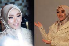Kerap tampil seksi, ini 7 pesona Zaskia Gotik dengan balutan hijab