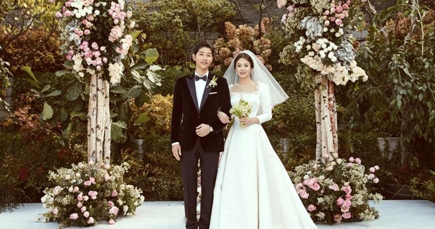 Jarang pamer kemesraan, ini 5 momen manis Song-Song Couple usai nikah