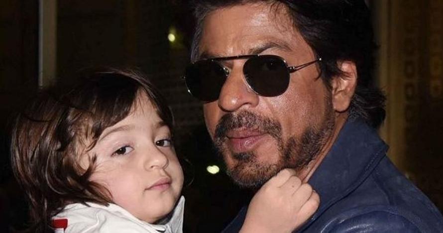 Genap berusia 5 tahun, ini 5 bukti AbRam & Shah Rukh Khan bak kembaran