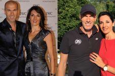 7 Pesona Veronique Fernandez, model top istri Zinedine Zidane