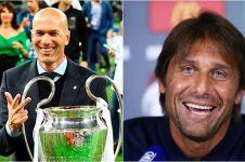 Ini 6 kandidat pelatih top pengganti Zinedine Zidane di Real Madrid