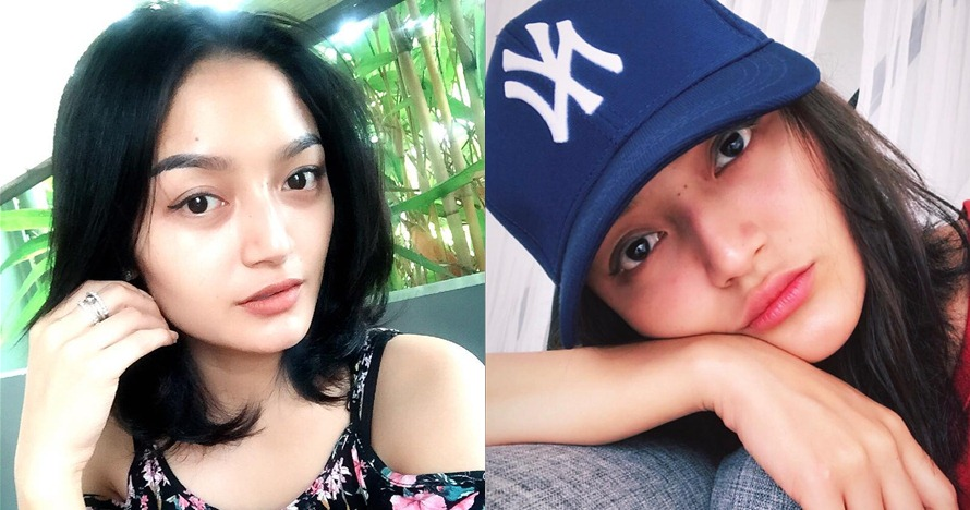 9 Foto Siti Badriah tanpa makeup ini buktikan cantiknya natural