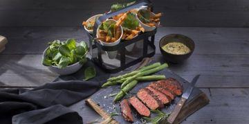 Steak ini bisa jadi alternatif kamu yang tidak suka makan daging