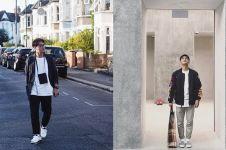 7 Gaya OOTD ala Ricky Harun untuk inspirasi outfit saat ngabuburit