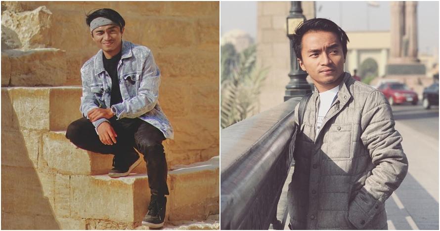 10 Gaya keren Taqy Malik saat di luar negeri, pesonanya bikin meleleh